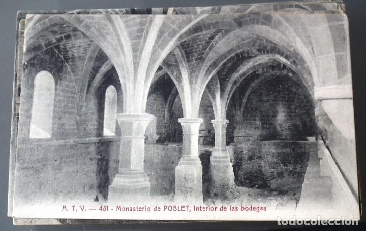 Postales: LOTE DE 58 POSTALES ANTIGUAS DE CATALUNYA - ÁNGEL TOLDRÁ VIANZO - ATV - Foto 13 - 205583380