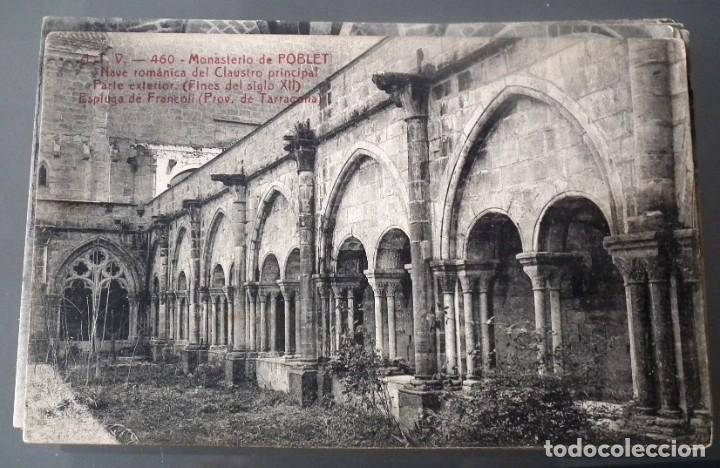 Postales: LOTE DE 58 POSTALES ANTIGUAS DE CATALUNYA - ÁNGEL TOLDRÁ VIANZO - ATV - Foto 14 - 205583380