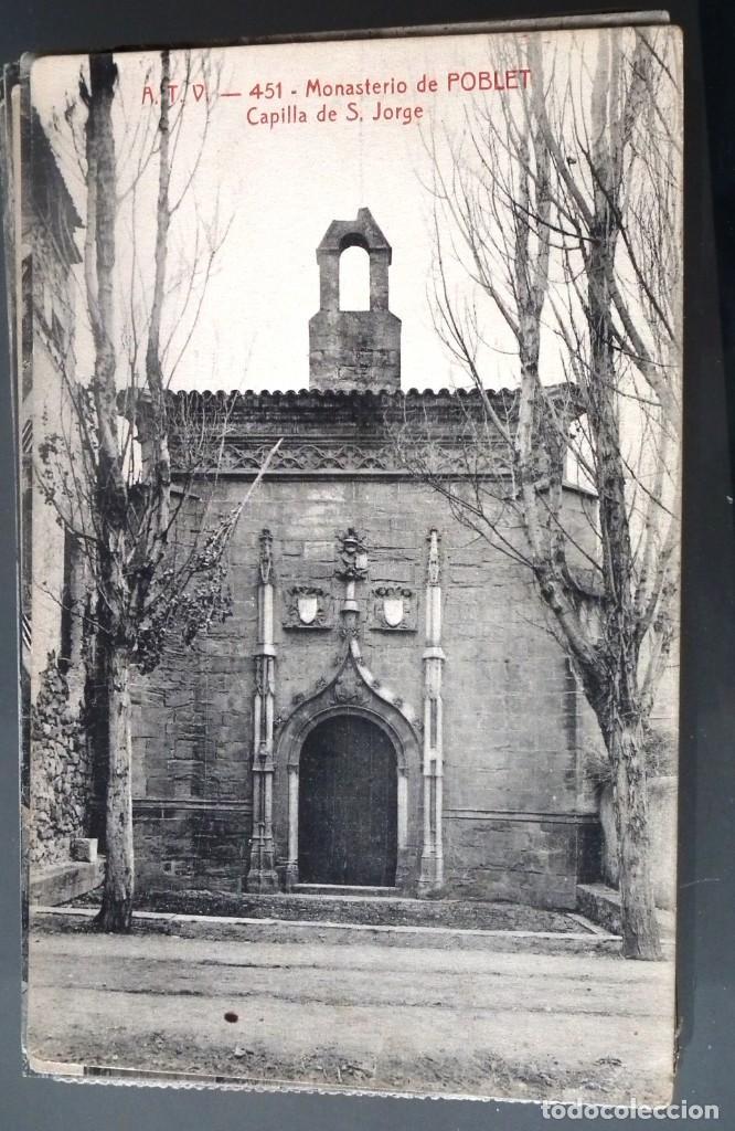Postales: LOTE DE 58 POSTALES ANTIGUAS DE CATALUNYA - ÁNGEL TOLDRÁ VIANZO - ATV - Foto 16 - 205583380