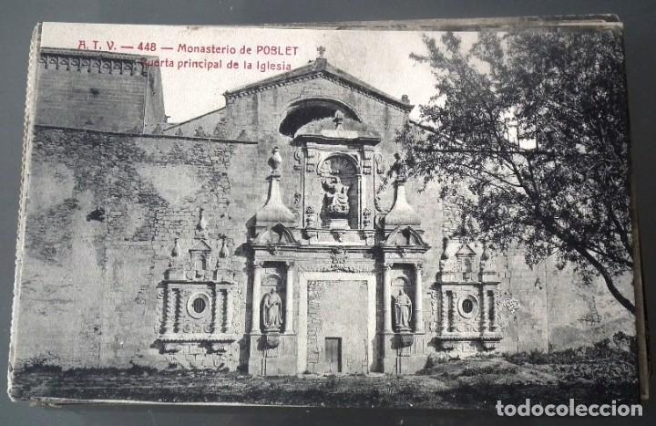 Postales: LOTE DE 58 POSTALES ANTIGUAS DE CATALUNYA - ÁNGEL TOLDRÁ VIANZO - ATV - Foto 20 - 205583380