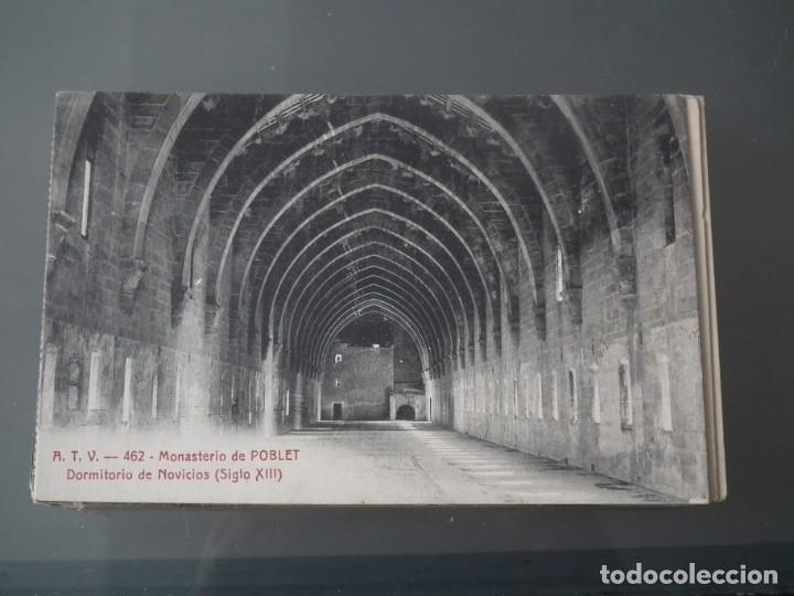 Postales: LOTE DE 58 POSTALES ANTIGUAS DE CATALUNYA - ÁNGEL TOLDRÁ VIANZO - ATV - Foto 25 - 205583380