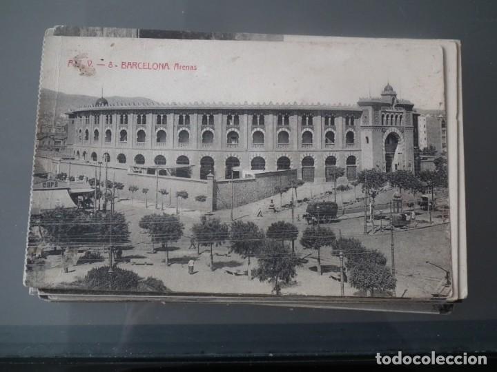 Postales: LOTE DE 58 POSTALES ANTIGUAS DE CATALUNYA - ÁNGEL TOLDRÁ VIANZO - ATV - Foto 26 - 205583380