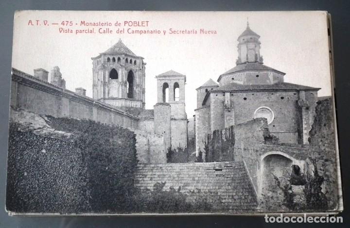 Postales: LOTE DE 58 POSTALES ANTIGUAS DE CATALUNYA - ÁNGEL TOLDRÁ VIANZO - ATV - Foto 35 - 205583380