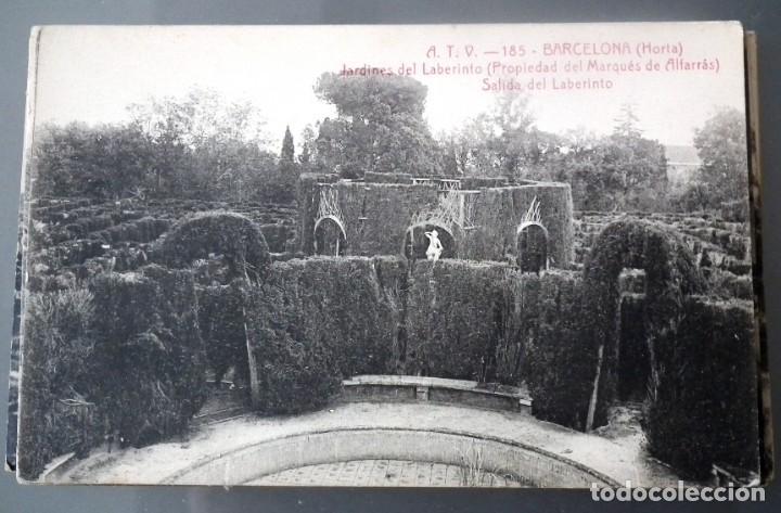 Postales: LOTE DE 58 POSTALES ANTIGUAS DE CATALUNYA - ÁNGEL TOLDRÁ VIANZO - ATV - Foto 47 - 205583380