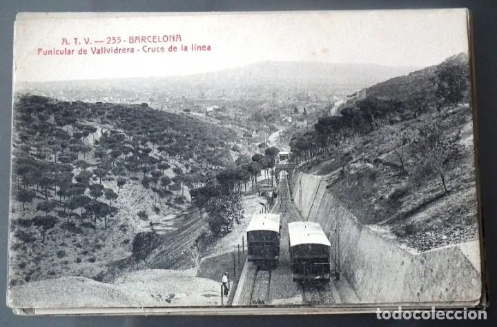 Postales: LOTE DE 58 POSTALES ANTIGUAS DE CATALUNYA - ÁNGEL TOLDRÁ VIANZO - ATV - Foto 49 - 205583380