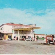 Cartes Postales: AGRAMUNT (LLEIDA) ESTACIÓN DE SERVICIO - FOTOCOLOR VALMAN SERIE E-538 - S/C. Lote 205746647