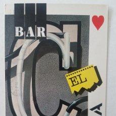 Postales: BARCELONA T'ESTIMO DE ALBERT ROCAROLS POSTAL. Lote 205803918