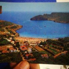 Postales: POSTAL L'ESCALA COSTA BRAVA CALA MONTO N 63 ESCUDO DE ORO S/C. Lote 205824997