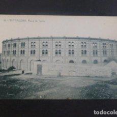 Postales: TARRAGONA PLAZA DE TOROS. Lote 205828896