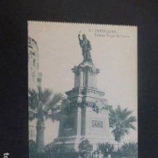 Postales: TARRAGONA ESTATUA ROGER DE LAURIA. Lote 205828997