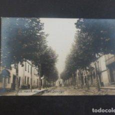 Postales: CANET DE MAR BARCELONA RIERA DE SANTO DOMINGO. Lote 205829198