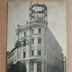 "Postales: POSTAL ""REUS. BANCO DE ESPAÑA"" - LAGUNA. HAUSER Y MENET 1903. ORIGINAL. Lote 205871297"