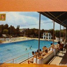 Cartes Postales: IGUALADA, BARCELONA. PISCINA MUNICIPAL. BONITA POSTAL. SIN USAR. Lote 206240963