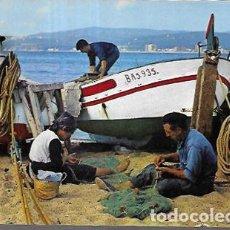 Postales: POSTAL * COSTA BRAVA , DETALL PESCADORS * ZERKOWITZ 1968. Lote 206271137