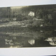 Cartoline: MOYA-LA TOSCA-RENOM-FOTOGRAFICA-POSTAL ANTIGUA-(70.929). Lote 206279482