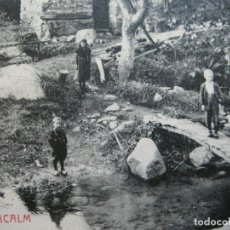 Cartoline: SANT HILARI SACALM-MOLI DE VILARET-ATV 4477 A.T.V.-POSTAL ANTIGUA-(70.704). Lote 206285221