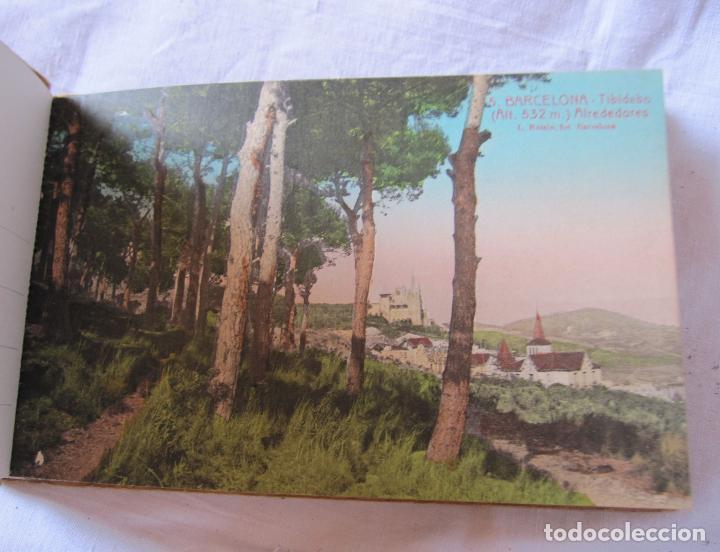 Postales: L. ROISIN. BLOC TIBIDABO. COLOR. INCOMPLETO SOLO 11 POSTALES. 9,5 X 15 CM - Foto 5 - 206355153