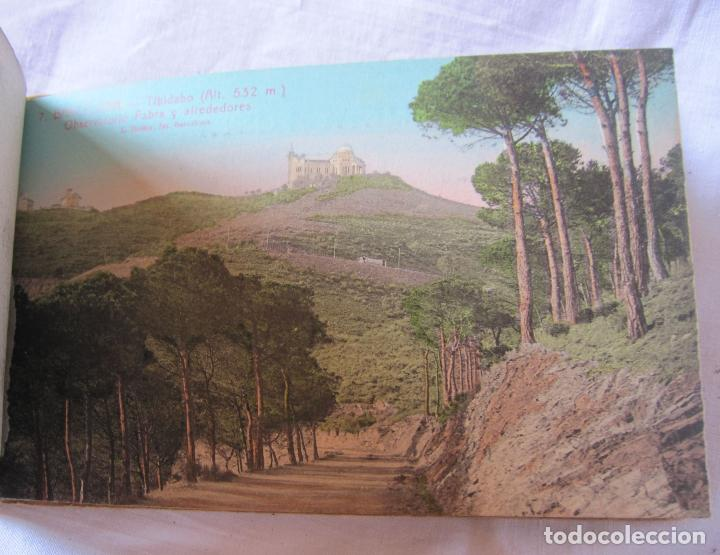 Postales: L. ROISIN. BLOC TIBIDABO. COLOR. INCOMPLETO SOLO 11 POSTALES. 9,5 X 15 CM - Foto 8 - 206355153