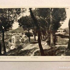 Postales: SAN FELIU DE CODINAS (BARCELONA) POSTAL NO.4, ELS PINETS EDIT. UMBERT, FOTO F. GUILERA (H.1950?). Lote 206410638