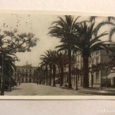 Postales: LLORET DE MAR (GERONA) POSTAL NO.13, PASEO DE MN. J. VERDAGUER, EDIC. G. MONTERO (A.1944). Lote 206410731
