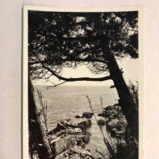 Postales: LLORET DE MAR (GERONA) POSTAL: RECO DE BANYS. EDITORIAL FOTOGRAFÍCA, BARCELONA (H.1945?) S/C. Lote 206410855