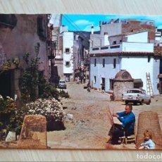 Postales: TARJETA POSTAL - TOSSA COSTA BRAVA - CALLE TIPICA 17. Lote 206456860