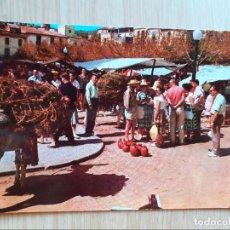 Postales: TARJETA POSTAL - SANT FELIU DE GUIXOLS COSTA BRAVA - EL VENDEDOR DE BOTIJOS 772. Lote 206457146