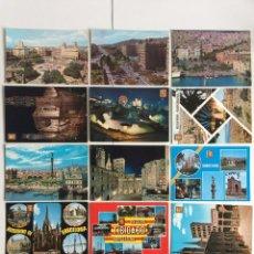 Postales: 15 POSTALES BARCELONA. Lote 206470703