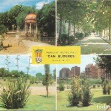 Postais: [POSTAL] PARQUE MUNICIPAL 'CAN BUIXERES'. L'HOSPITALET DE LLOBREGAT (BARCELONA) (SIN CIRCULAR). Lote 206560195