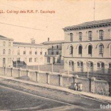 Postales: SABADELL.- COL-LEGI DELS R.R. P. ESCOLAPIS. Lote 206776496