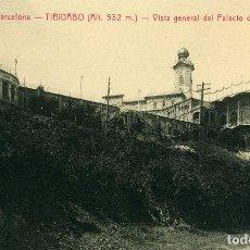Postales: BARCELONA - TIBIDABO. Lote 206810467