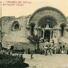 Postales: BARCELONA - TIBIDABO. Lote 206810966