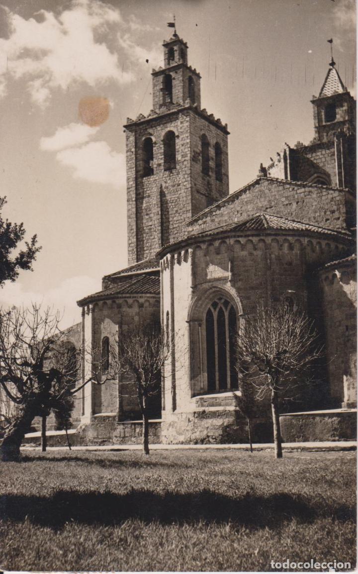 S.CUGAT DEL VALLES, ABSIS DEL MONASTERIO - EDICIONES FOTOGRÁFICA CUYÁS - CIRCULADA (Postales - España - Cataluña Moderna (desde 1940))