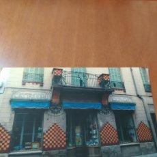 Postales: POSTAL LA GARRIGA MODERNISTA. Lote 206819177