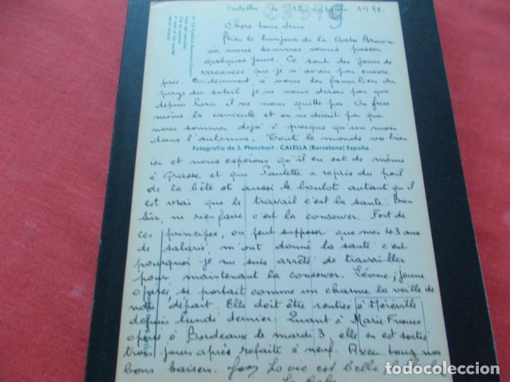 Postales: CALELLA ( BARCELONA ) VISTA DEL MERCADO - Foto 2 - 206819751