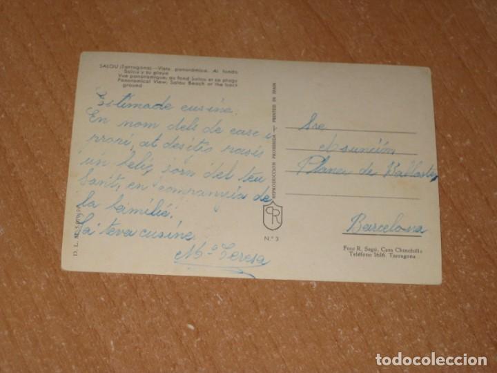 Postales: POSTAL DE SALOU - Foto 2 - 206825507