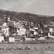 Postales: POSTAL SAN ESTEBAN DE BAS VISTA GENERAL CIRCULADA 1965. Lote 206905302
