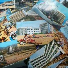 Postales: POSTALES DE PINEDA DE MAR .. Lote 206925981