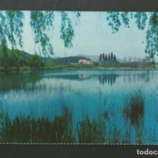 Postales: POSTAL SIN CIRCULAR - GERONA - BAÑOLAS - LAGO - EDITA FARDI. Lote 206934965