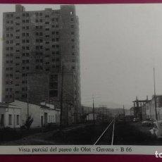 Postales: SALT PASEO DE OLOT GERONA GIRONA. Lote 206959362