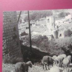 Postales: SAN PERE DE GALLIGANS, VISTA DESDE EL PASEO ARQUEOLOGICO GERONA GIRONA. Lote 206959610
