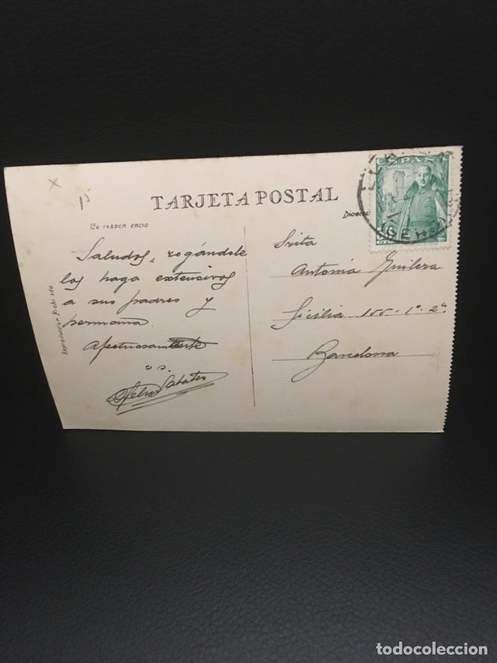 Postales: POSTAL DE LLANSA LA FARELLA Y EL ESCOLO GROS A NEGRE - Foto 2 - 206960695