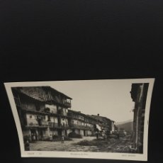 Postales: POSTAL DE OLOT HOSTALETS DE PAS EDIT.ARQUES AÑOS 40. Lote 206961186