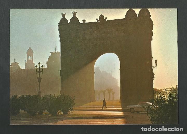 POSTAL SIN CIRCULAR - BARCELONA 3269 - ARCO DE TRIUNFO - EDITA RO-FOTO (Postales - España - Cataluña Moderna (desde 1940))