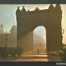 Postales: POSTAL SIN CIRCULAR - BARCELONA 3269 - ARCO DE TRIUNFO - EDITA RO-FOTO. Lote 206964293