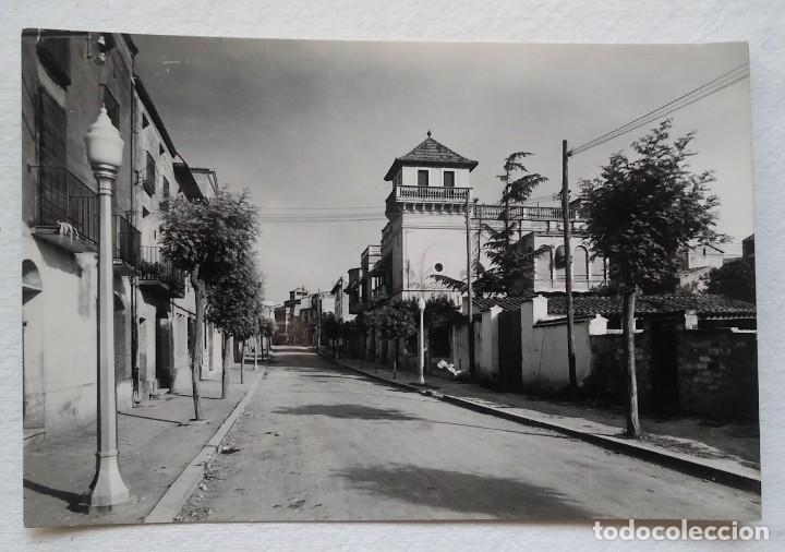 SIN CIRCULAR. AGRAMUNT Nº 5. AVENIDA JAIME MESTRES. FOTO RAYMOND (Postales - España - Cataluña Moderna (desde 1940))