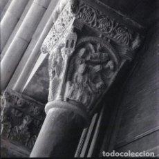 Postales: NEGATIVO ESPAÑA TARRAGONA CATEDRAL 1973 KODAK 55MM GRAN FORMATO FOTO PHOTO NEGATIVE. Lote 206967862