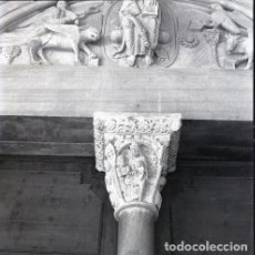 Postales: NEGATIVO ESPAÑA TARRAGONA CATEDRAL 1973 KODAK 55MM GRAN FORMATO FOTO PHOTO NEGATIVE. Lote 206968070
