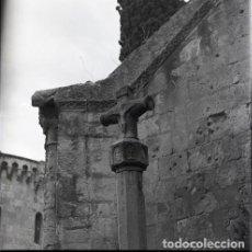 Postales: NEGATIVO ESPAÑA TARRAGONA CATEDRAL 1973 KODAK 55MM GRAN FORMATO FOTO PHOTO NEGATIVE. Lote 206968683