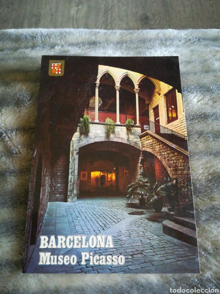 POSTAL MUSEO PICASSO BARCELONA N° 94 (Postales - España - Cataluña Moderna (desde 1940))